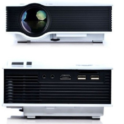 tanasen Uc40 Portable Projector (White)