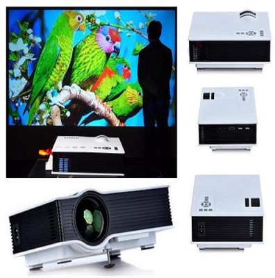 UV Uc40 Portable Projector (White)