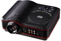 ACCORE ACKSD388GDH Portable Projector (Black)