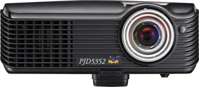 ViewSonic PJD 5352 Projector (Black)