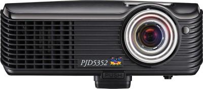 ViewSonic PJD 5352 Projector (Black)