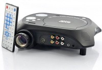 ACCORE ACKSDP368P Portable Projector (Black)