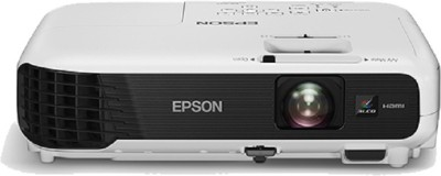 EPSON EB-X36 Portable Projector (White)