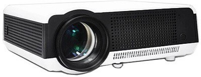 Play PP001 Portable Projector (White)