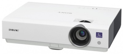 Sony VPL-DX120 Projector (White)
