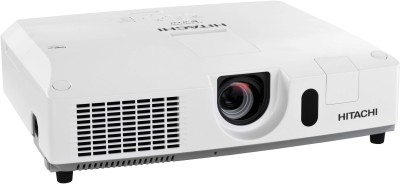 Hitachi ED-27X Portable Projector (White)
