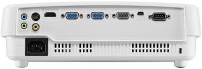 BenQ MW526 Portable Projector (White)