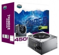 Cooler Master Thunder 450W 450 Watts PSU: PSU
