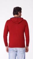 Oracle Front Open Solid Men's Pullover - PLODZNN324JCVNQM