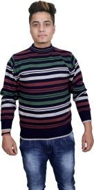 Marino Club Round Neck Solid Men's Pullover