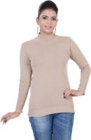 Renka Round Neck Solid Women's Pullover - PLODZYXFJ7F4UVQ2
