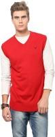 Monteil & Munero V-neck Solid Men's Pullover - PLOE2FMCVCX5YFPS