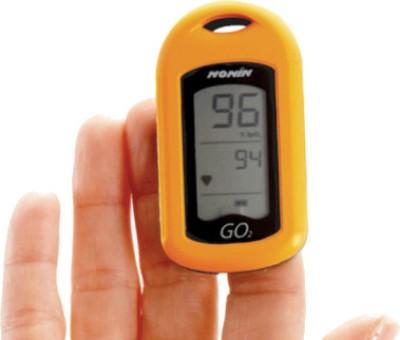 Buy Nonin GO2 LCD Finger Pulse Oximeter: Pulse Oximeter