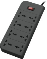 Belkin 8 Socket Surge Protector: Punch Punching Machine
