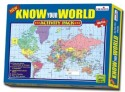 Creative Education Know Your World - An Activity Pack - 100 Pieces
