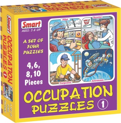 Smart Occupation Puzzles   1 28 Pieces available at Flipkart for Rs.115