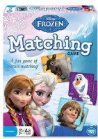 Disney Frozen Matching Game Wonder Forge (72 Pieces)