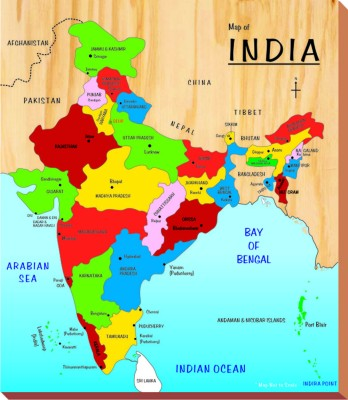 Kinder creative map of india for rs 511 at flipkart gumiabroncs Image collections