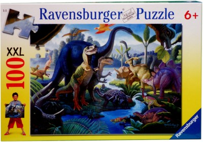 Ravensburger Puzzles Ravensburger Land of the Giants