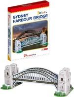 CubicFun Puzzles CubicFun Sydney Harbour Bridge