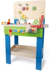 Hape Wooden Master Workbench