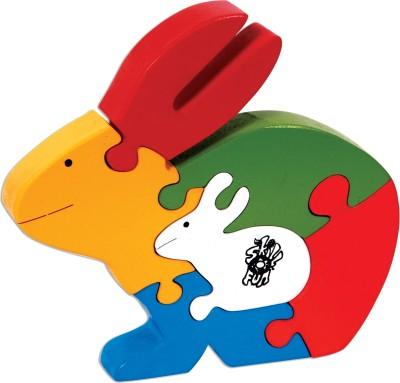 Skillofun Skillofun Take Apart Puzzle Rabbit