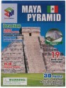 Magic Puzzle Maya Pyramid 3D Puzzle - 19 Pieces