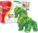 Cubicfun Puzzles Cubicfun Triceratops