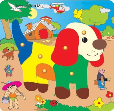 Skillofun Skillofun Theme Puzzle Standard Dog
