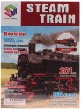 Magic Puzzle Steam Train 3D Puzzle - 201 Pieces