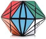 MoYu Puzzles MoYu Moyan Ii Cube Magic Puzzle Black