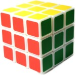 Sunny Puzzles Sunny Regular Coloured Cube