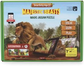 Smartivity Edge Majestic Beasts Magic Jigsaw Puzzle