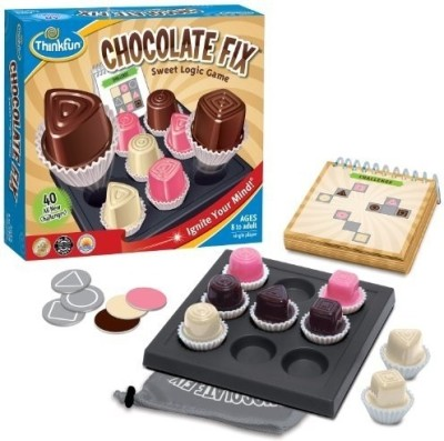 Thinkfun Puzzles Thinkfun Chocolate Fix