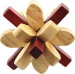 GeekGoodies Puzzles GeekGoodies Flower Wooden Puzzle