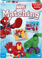 Disney Marvel Matching Game Wonder Forge (72 Pieces)