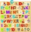 Prasima Toys All In One Puzzle - 40 Pieces