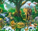 Ravensburger Jungle Harmony 500 Piece Puzzle - 500 Pieces