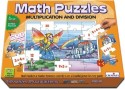 Creative Education Math Puzzles - Multiplication And Division - 25 Pieces