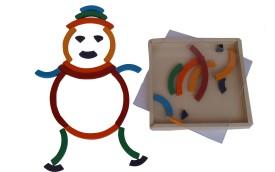 ABC Kids World Rainbow Puzzle