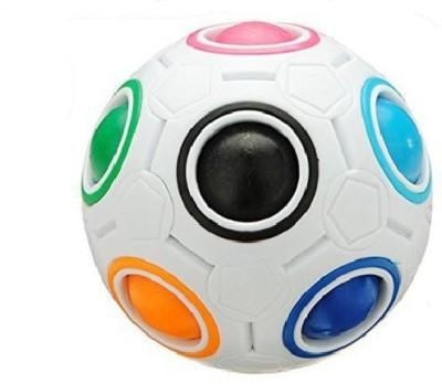 Homeshopeez Rainbow Ball Puzzle