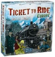 Funskool Asmodee Ticket To Ride Europe Board Game