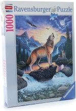 Ravensburger Puzzles Ravensburger Call of the Wolf