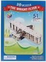Magic Puzzle The Wright Flyer 3D Puzzle - 51 Pieces