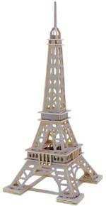 Robotime Puzzles Robotime Eiffel Tower