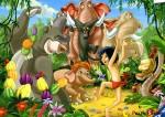 Ravensburger Puzzles Ravensburger Jungle Party