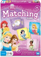 Disney Disney Princess Matching Game Wonder Forge (72 Pieces)