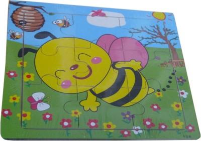 SH Puzzles SH Honeybee Cartoon