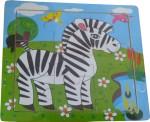 SH Puzzles SH Zebra Cartoon