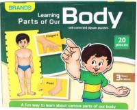 Bharat Learning Parts Of Our Body (20 Pieces)